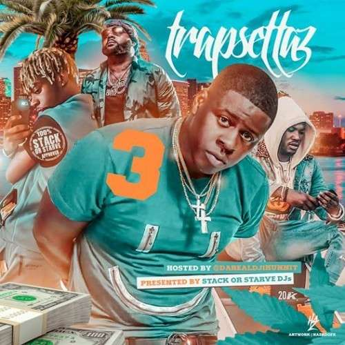 Various Artists - Trapsettaz 3